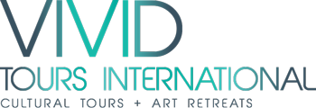 Vivid Art Tours | travel + Central Australia |+ Italy